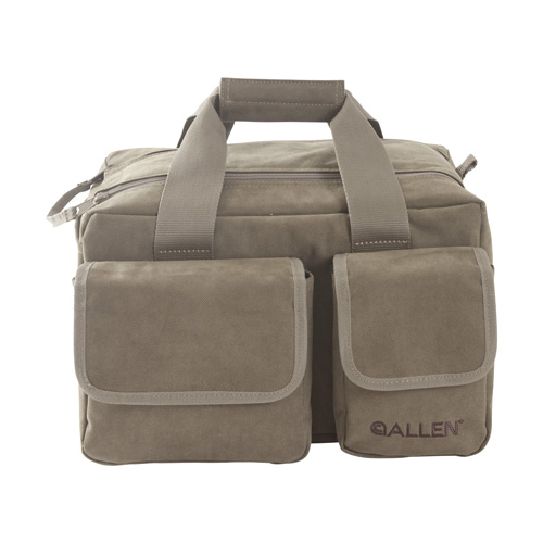 Select Canvas Range Bag, Olive Green