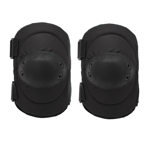 Tactical Elbow Pad w/Talon-Flex Cap Black