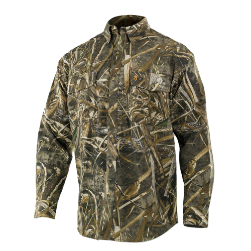 Wasatch Shirt, Mossy Oak Shadowgrass Blades