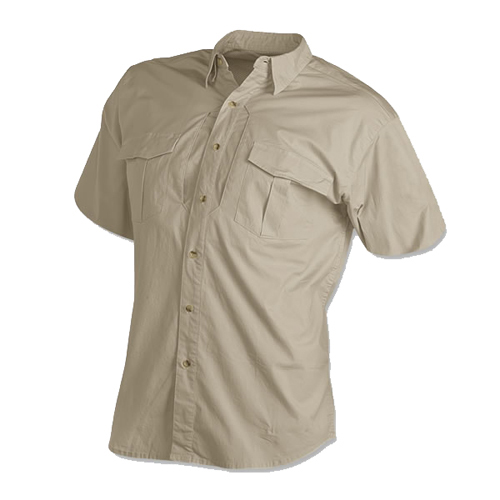 Tactical Short Sleeve Shirt, Sand