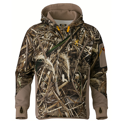 Wicked Wing Smoothbore Fleece Hoodie