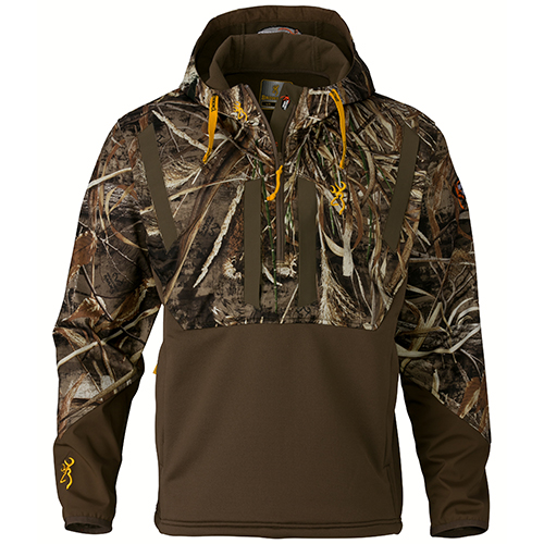 Wicked Wing Timber Soft Shell Hoodie