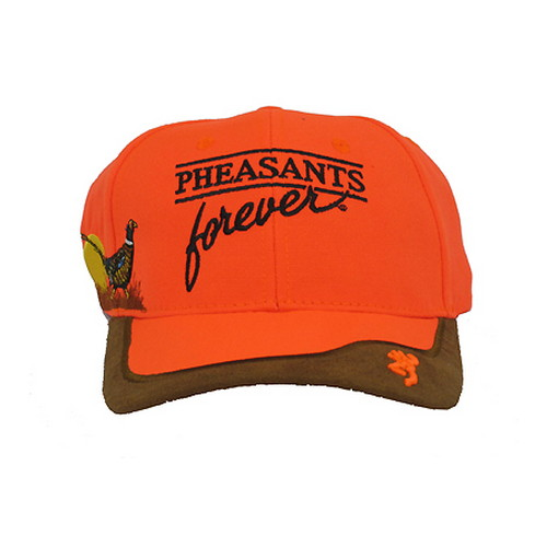 Safety PF Emblem Cap, Blaze