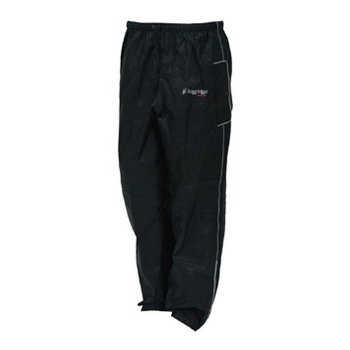 Road Toad Reflective Pant Black Medium