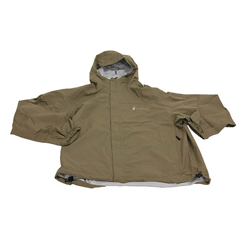 Java Toadz 2.5 Jacket, Stone