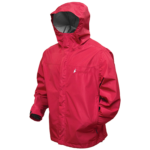 Java Toadz 2.5 Jacket, Redzilla Red