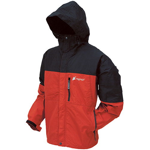 Toad-Rage Jacket Red/Black