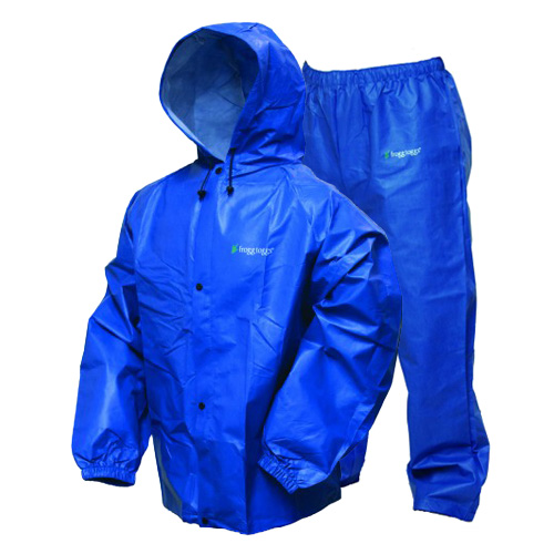 Pro-Lite Rain Suit Royal Blue