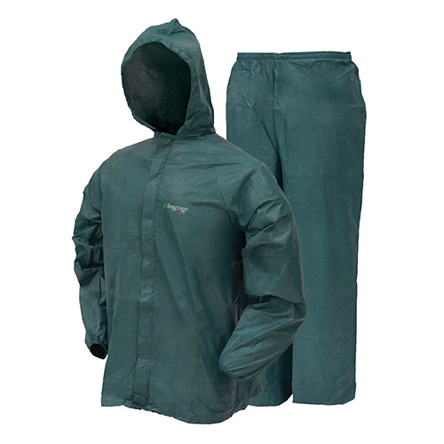 Ultra-Lite2 Rain Suit w/Stuff Sack