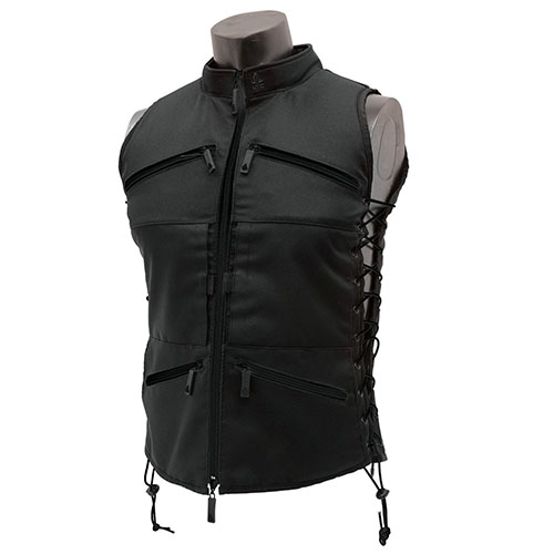 True Huntress Female Sporting Vest, Black