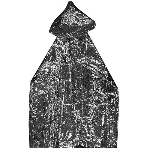 Survival Poncho, Reflective
